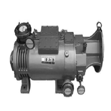 RMD dry variable pitch screw vacuum pump