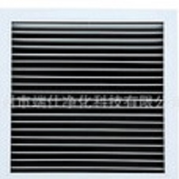 Professional customizable grille aluminum alloy air return adjustable