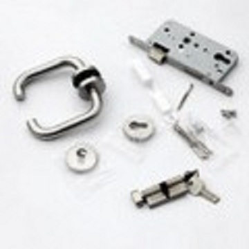 Manufacturer direct selling stainless steel tubular round handle lock