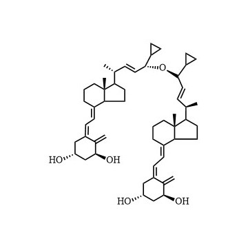 (24R,24′R)-bis-Calcipotriol ether
