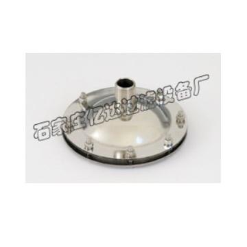 Plate aerator 1