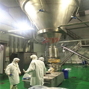 Perfumed perfume production line