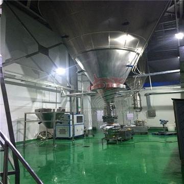 Enzyme preparation, fermentation liquid spray drying production line