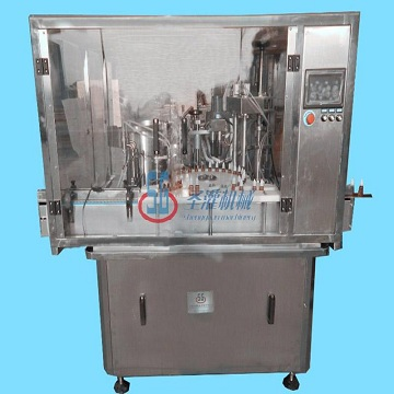 Manipulator double - head eyedrops filling machine sgdyj-2