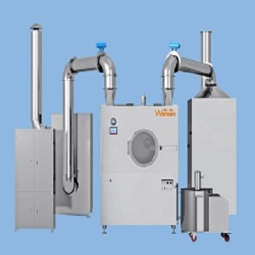 Bgb-c high efficiency coating machine