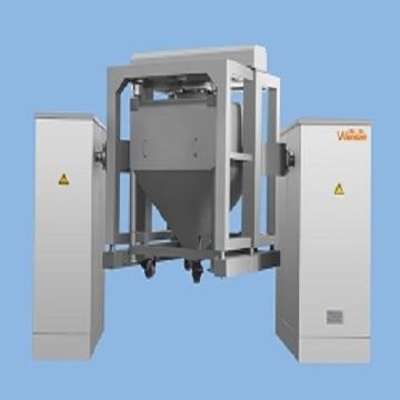 ZTH automatic hoist mixer