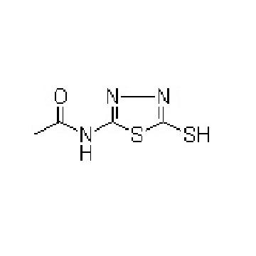 2-acetamino-5-mercapto -1,3, 4-thiadiazole
