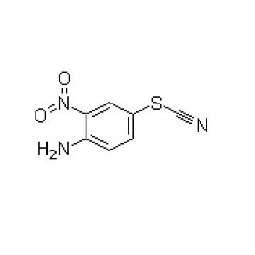 2-nitro4-thiocyaniline
