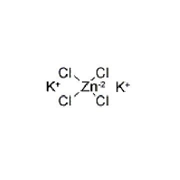 Environment-friendly zinc chloride