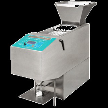 Electronic chip counting machine