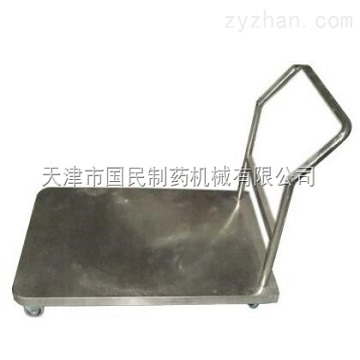 Features of stainless steel carts