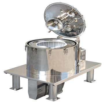 PLD series pull-bag scraper lower discharge centrifuge