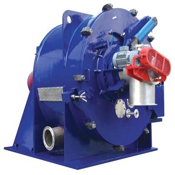 GK/GKH horizontal scraper discharge centrifuge