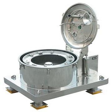 PSD flat bag discharge centrifuge