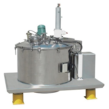 PGZ/LGZ lower discharge centrifuge