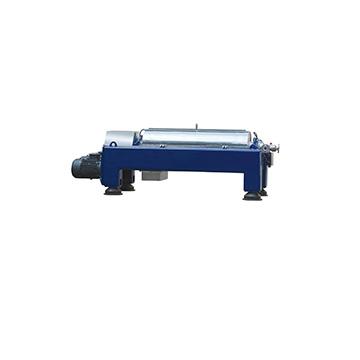LWX horizontal screw discharge settlement centrifuge (centripetal pumping type)