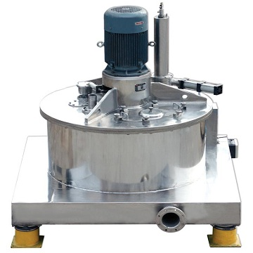 PAUT mounted scraper discharge automatic centrifuge