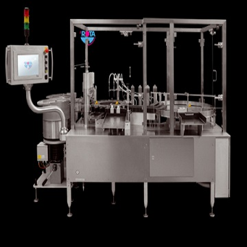 Aseptic canning equipment
