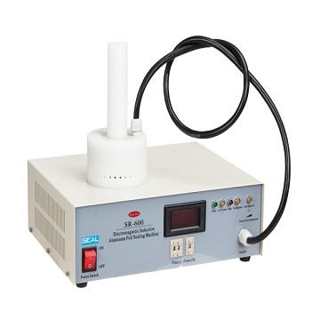Manual electromagnetic induction aluminum foil sealing machine sr-600