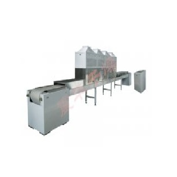 WDG series microwave belt drying sterilizer