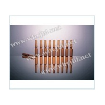 Low borosilicate glass ampoules