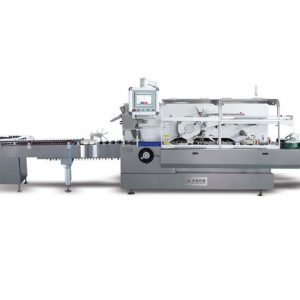 JDZ-260 Automatic High Speed continuous Cartoning Machine for bottles