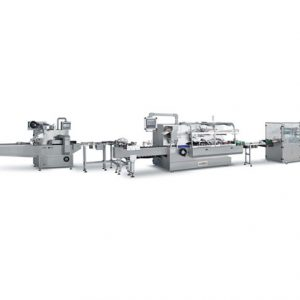 JDZ260 Automatic Pilliw Packing/Cartoning/Overwrappign Production Line
