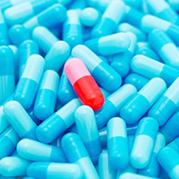 Empty-center capsules
