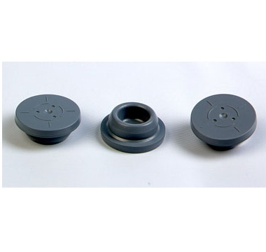 Brominated butyl rubber plug (32AISO) for injection