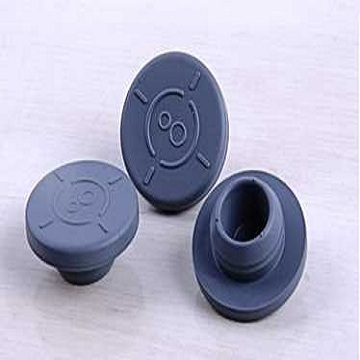 Brominated butyl rubber plug for injection (26bf-2)