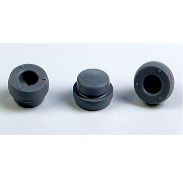 Halogenated butyl rubber plug for vacuum blood collector (K16)