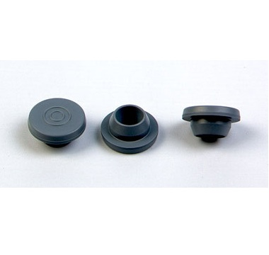 Brominated butyl rubber plug (20B2) for injection aseptic powder