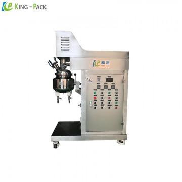5L Vacuum emulsifying mixer