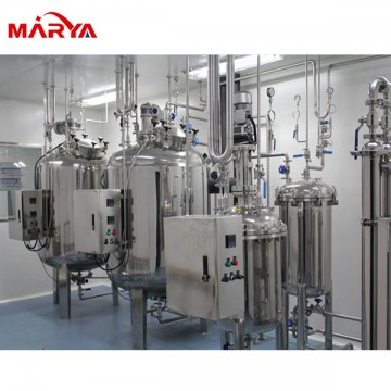Pharmaceutical preparation system