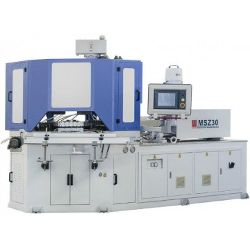 injection blow machine