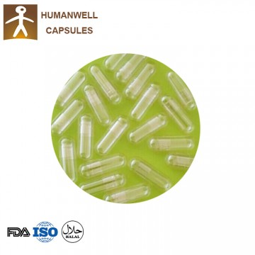 HPMC vegetable capsule size 0