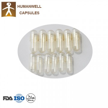 HPMC vegetable capsule size 00