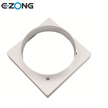 2018 Ad HVAC aluminum square ventilation air adapt collar