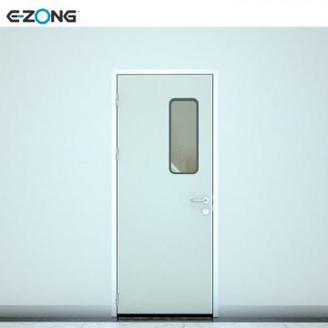 China Modular Clean Room Door new design for public tooling door single barb
