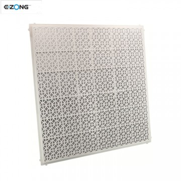 HVAC Egg Crate T-Bar Return Air Filter Square  Air Diffuser