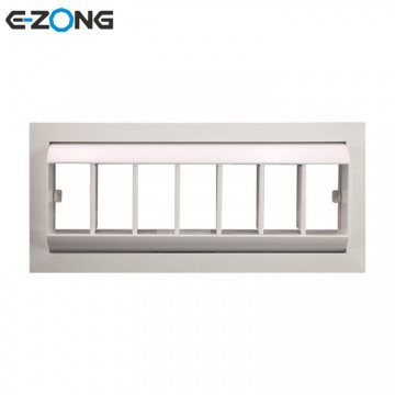 China Supplier air conditioning grille aluminum drum shaped air jet diffuser