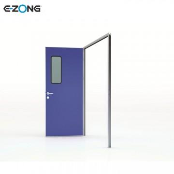 Portable clean room door for operation room of success way