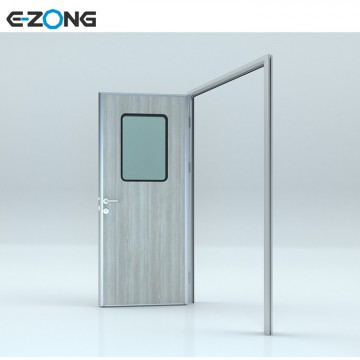 High Quality Interior tooling Door double bard With peephole