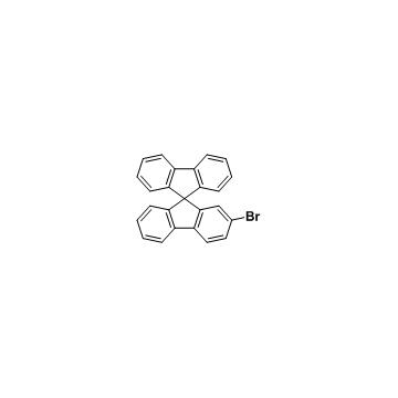 2-Bromo-9,9'-spirobifluorene [171408-76-7]