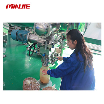 vacuum belt dryer for herbal extract