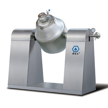 GSZ Series Dual Cone Gyro Type Vacuum Drier