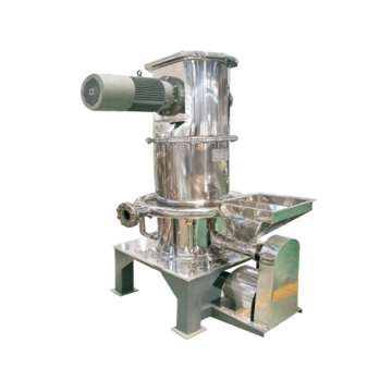 Jet mill for electronic and battery industry