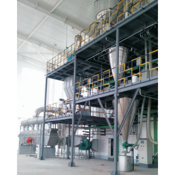 The WDG system for Agrochemical