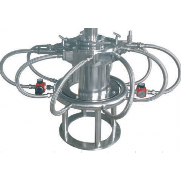 Disc type (Ultrasonic/Pancake)Jet Mill
