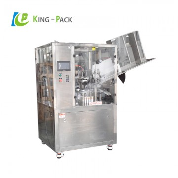 Aluminum Tube Filling and Sealing Machine